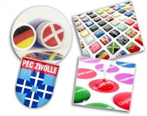 voorbeelden van doming stickers